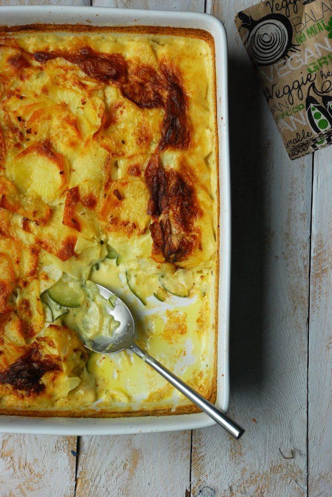aardappel-raapjes-courgette-gratin