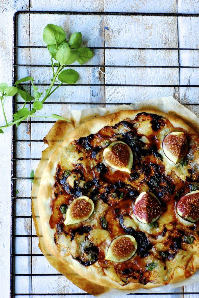 vijgen-gorgonzola-pizza
